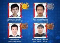 Indonesia Raih 4 Medali di Olimpiade Informatika Internasional