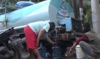 Ratusan Korban Banjir Tabanan Bali Kesulitan Air Bersih