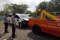 Kronologi Kecelakaan Hanafi Rais di Tol Cipali