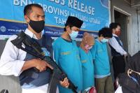 Terlibat Peredaran Narkoba, BNN Tangkap Ibu Rumah Tangga
