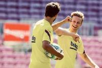 Koeman Senang dengan Penampilan De Jong di Barcelona