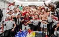 Milan Puncaki Klasemen Liga Italia, Albertini: Level Juventus dan Inter di Atas Kami