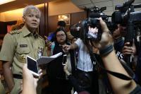 Nyanyi Tanpa Masker Jadi Viral, Ganjar Tegur Wali Kota Semarang