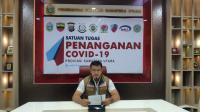 Angka Kesembuhan Pasien Covid-19 di Sumut Capai 80,42%