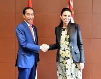 Presiden Jokowi Beri Selamat Jacinda Ardern yang Kembali Jadi PM Selandia Baru
