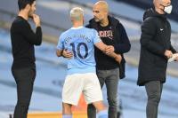 Guardiola Tak Bisa Menjamin Masa Depan Aguero di Man City