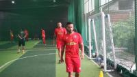 Dua Legiun Asing Arema FC Terus Digeber Latihan Fisik