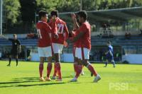 Timnas Indonesia U-19 Bantai Hajduk Split Empat Gol Tanpa Balas