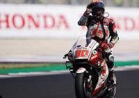 Finis Kelima di MotoGP Aragon 2020, Nakagami: Balapan Tak Mudah