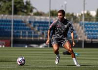 Zidane: Cedera Hazard di Madrid Jauh Lebih Serius dari yang Kami Kira