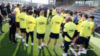 Asosiasi Pesepakbola Spanyol Dukung Para Pemain Barcelona Terkait Pemotongan Gaji