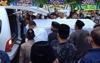 Kecelakaan di Tol Solo-Ngawi, Wakil Ketua DPRD Pekalongan Langsung Dimakamkan