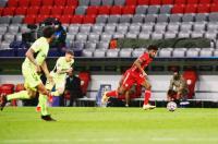 Bayern Tinggalkan Atletico Madrid 2-0 di Babak Pertama