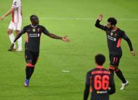 Liverpool Unggul 1-0 atas Ajax di Babak Pertama