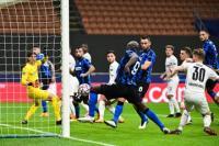Lukaku Selamatkan Inter dari Kekalahan Kontra Monchengladbach