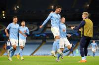 Sempat Tertinggal, Man City Hajar Balik Porto 3-1
