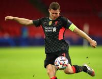James Milner Lega Liverpool Menangi Laga Kontra Ajax
