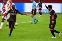 Ajax vs Liverpool, Van Persie Senang Tonton Permainan Mane
