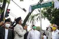 Hari Santri, KH Tubagus Muhammad Falak Resmi Jadi Nama Jalan di Kota Bogor
