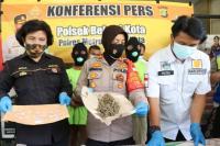 Polisi Tangkap Dua Pengedar Narkoba di Bekasi, 2 Lainnya Masih DPO