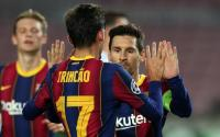 Ditinggal Lionel Messi, Barcelona Langsung Treble Winner?