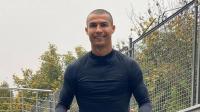 Idap Covid-19, Cristiano Ronaldo Berubah Jadi Gundul