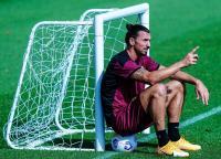 Zlatan Ibrahimovic Bikin Pemain AC Milan Lebih Giat Berlatih