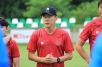 Demi Timnas Indonesia U-19, Shin Tae-yong Minta Liga 1 dan Liga 2 2020 Dilanjutkan