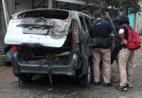 Polisi Pastikan Mayat Wanita dalam Mobil Terbakar Dibunuh