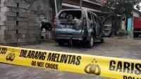 Ini Tampang Pelaku Pembakar Perempuan dalam Mobil di Sukoharjo