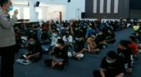 Polisi Pulangkan Ratusan Remaja & Pelajar Terkait Demo UU Cipta Kerja