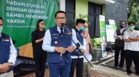 Ridwan Kamil : Vaksin Covid-19 Hanya untuk Usia Dewasa