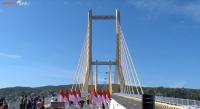 Puji Jembatan Teluk Kendari, Jokowi: Arsitekturnya Menarik