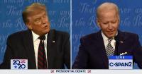 Debat Final Donald Trump vs Joe Biden, Kandidat Tak Boleh Sembarang Menyela