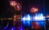 Pecahkan Rekor, Dubai Kini Miliki Air Mancur Terbesar di Dunia