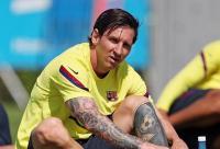 Juventus vs Barcelona, Legenda Argentina Dukung Lionel Messi