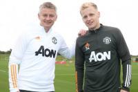 Donny Van De Beek Masih Adaptasi dengan Skuad Man United