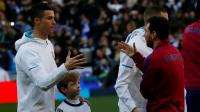 Jelang Barcelona vs Real Madrid, Messi Kenang Rivalitas dengan Cristiano Ronaldo