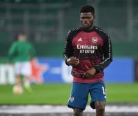 Arsenal Menang Lawan Rapid Vienna, Arteta Puji Thomas Partey