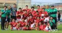 Pertandingan Internal Timnas Indonesia U-19, Garuda Merah Menang Telak