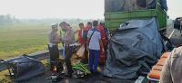 Tidur di Bagasi Mobil, Pria Ini Selamat dari Kecelakaan Maut