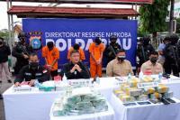 Anak Buahnya Terlibat Narkoba, Kapolda Riau: Vonis yang Berat!
