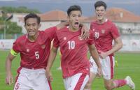 Jack Brown Perlahan-lahan Bersinar dengan Timnas Indonesia U-19