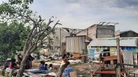 Dahsyatnya Puting Beliung di Bekasi, Mobil Terdorong dan Ratusan Rumah Hancur