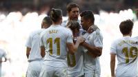 Courtois Wajibkan Madrid Raih 3 Poin di El Clasico