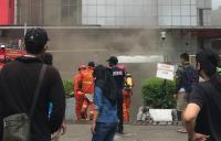 Kebakaran Pasaraya Manggarai, 14 Mobil Damkar Meluncur ke TKP