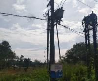 Puluhan Lampu Penerangan Jalan Umum Raib Digondol Pencuri