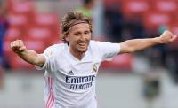 Madrid Kalahkan Barcelona, Modric Akhirnya Bisa Balas Dendam ke De Jong