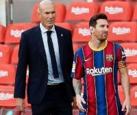 Madrid Libas Barcelona 3-1, Zidane: Pertandingan yang Sempurna!