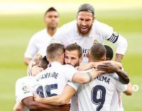 Cetak Gol di El Clasico, Sergio Ramos Disanjung Zidane
